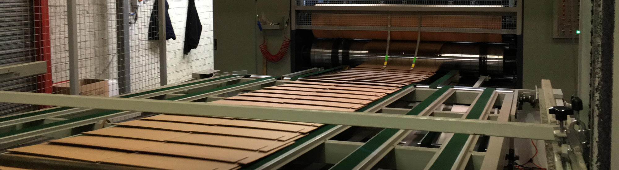 Innovative corrugated packaged design