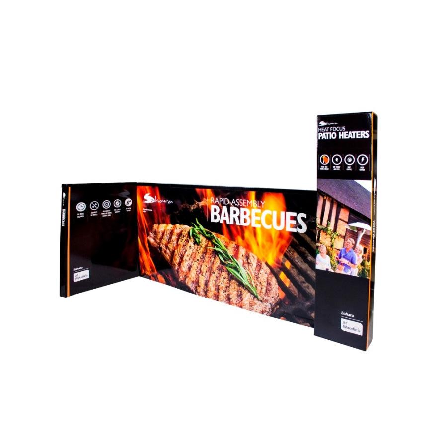Customised Point of Sale Display units
